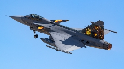 Photo ID 191527 by Mathias Grägel - GME-AirFoto. Czech Republic Air Force Saab JAS 39C Gripen, 9236