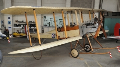 Photo ID 191900 by rinze de vries. UK Air Force Royal Aircraft Factory B E 2c replica,