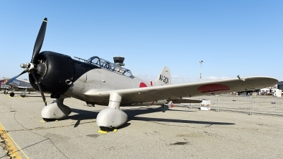 Photo ID 191580 by W.A.Kazior. Private Planes of Fame Air Museum Vultee Aircraft BT 15 Valiant, NX67629