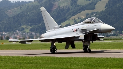Photo ID 191535 by Carl Brent. Austria Air Force Eurofighter EF 2000 Typhoon S, 7L WE