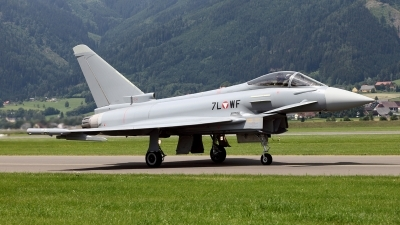 Photo ID 191550 by Carl Brent. Austria Air Force Eurofighter EF 2000 Typhoon S, 7L WF