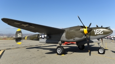 Photo ID 192099 by W.A.Kazior. Private Planes of Fame Air Museum Lockheed P 38J Lightning, N138AM