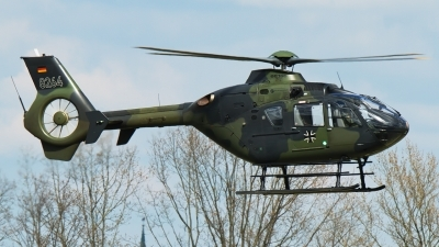 Photo ID 191902 by Rainer Mueller. Germany Army Eurocopter EC 135T1, 82 64