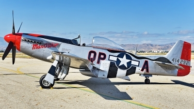 Photo ID 191982 by W.A.Kazior. Private Private North American P 51D Mustang, N44727