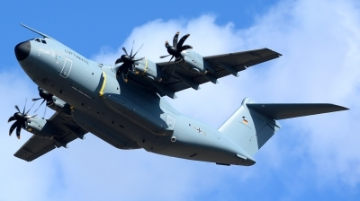 Photo ID 192096 by Alejandro Hernández León. Germany Air Force Airbus A400M Atlas, 54 08