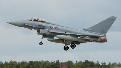 Photo ID 192114 by Jens Wiemann. Austria Air Force Eurofighter EF 2000 Typhoon S, 7L WG