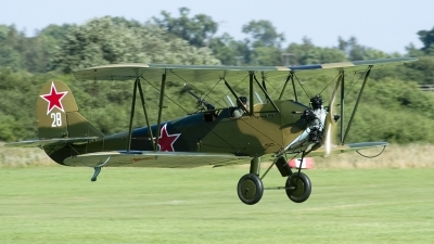Photo ID 192123 by Joop de Groot. Private Shuttleworth Collection Polikarpov Po 2, G BSSY