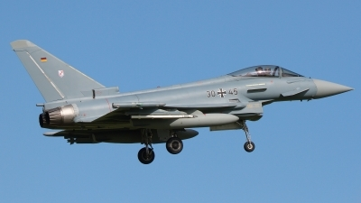 Photo ID 192138 by Rainer Mueller. Germany Air Force Eurofighter EF 2000 Typhoon S, 30 45