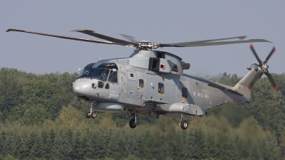 Photo ID 192147 by Rainer Mueller. UK Navy Agusta Westland Merlin HM1 Mk111, ZH838