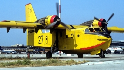 Photo ID 192261 by Carl Brent. France Securite Civile Canadair CL 215 1A10, F ZBBI