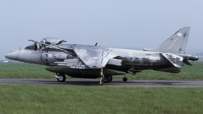 Photo ID 192209 by Chris Lofting. UK Air Force British Aerospace Harrier GR 7, ZD406