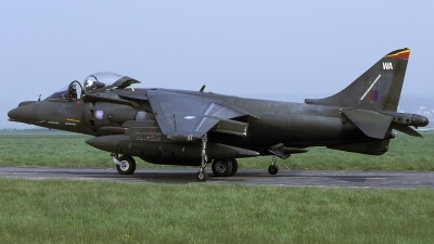 Photo ID 192177 by Chris Lofting. UK Air Force British Aerospace Harrier GR 7, ZD467