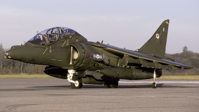 Photo ID 192178 by Chris Lofting. UK Air Force British Aerospace Harrier T 10, ZH659