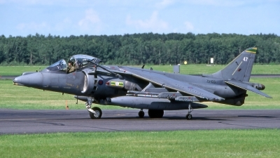 Photo ID 192164 by Marc van Zon. UK Air Force British Aerospace Harrier GR 9, ZD435