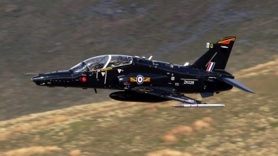 Photo ID 192235 by Neil Bates. UK Air Force BAE Systems Hawk T 2, ZK026