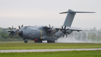 Photo ID 192966 by Agata Maria Weksej. Germany Air Force Airbus A400M Atlas, 54 01