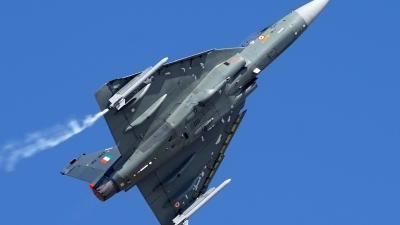 Photo ID 192279 by Lukas Kinneswenger. India Air Force HAL Tejas Mk 3, KH2013