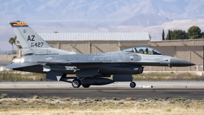 Photo ID 192391 by Thomas Ziegler - Aviation-Media. USA Air Force General Dynamics F 16C Fighting Falcon, 88 0427