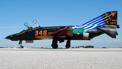 Photo ID 192432 by Panagiotis A. Pietris. Greece Air Force McDonnell Douglas RF 4E Phantom II, 7499