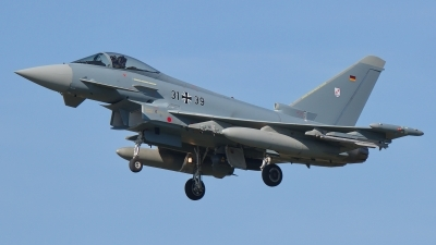 Photo ID 192630 by Rainer Mueller. Germany Air Force Eurofighter EF 2000 Typhoon S, 31 39