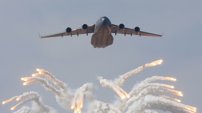 Photo ID 23009 by Rich Pittman. UK Air Force Boeing C 17A Globemaster III, ZZ172