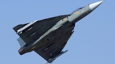 Photo ID 192677 by Lukas Kinneswenger. India Air Force HAL Tejas Mk 3, KH2014