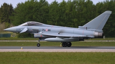 Photo ID 192675 by Rainer Mueller. Austria Air Force Eurofighter EF 2000 Typhoon S, 7L WI