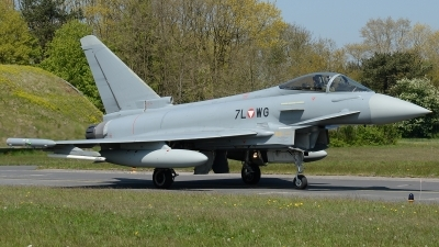 Photo ID 192797 by Klemens Hoevel. Austria Air Force Eurofighter EF 2000 Typhoon S, 7L WG