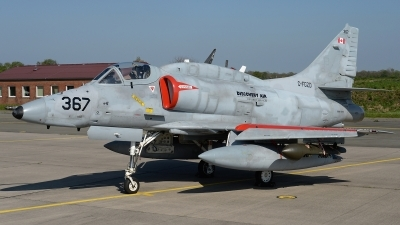 Photo ID 192793 by Klemens Hoevel. Company Owned Discovery Air Defence Services Douglas A 4N Skyhawk, C FGZD