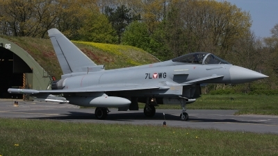 Photo ID 192787 by Rainer Mueller. Austria Air Force Eurofighter EF 2000 Typhoon S, 7L WG