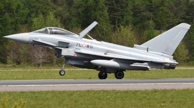 Photo ID 192808 by Hans-Werner Klein. Austria Air Force Eurofighter EF 2000 Typhoon S, 7L WG