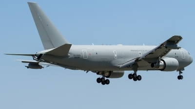 Photo ID 192817 by Fabrizio Berni. Italy Air Force Boeing KC 767A 767 2EY ER, MM62226