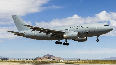 Photo ID 192890 by Jorge Guerra. Germany Air Force Airbus A310 304MRTT, 10 27