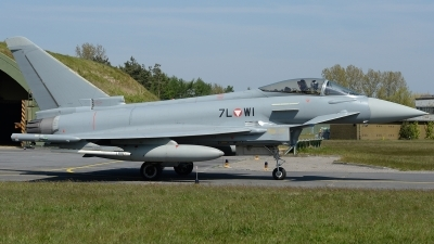 Photo ID 192923 by Klemens Hoevel. Austria Air Force Eurofighter EF 2000 Typhoon S, 7L WI
