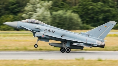 Photo ID 192939 by Lukas Könnig. Germany Air Force Eurofighter EF 2000 Typhoon S, 30 92