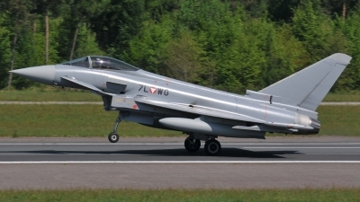 Photo ID 192974 by Klemens Hoevel. Austria Air Force Eurofighter EF 2000 Typhoon S, 7L WG