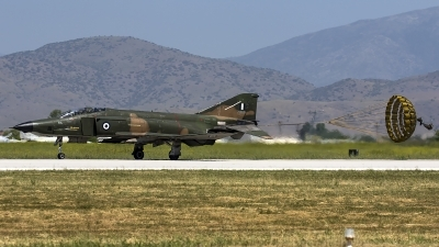 Photo ID 193083 by Thomas Ziegler - Aviation-Media. Greece Air Force McDonnell Douglas RF 4E Phantom II, 71765