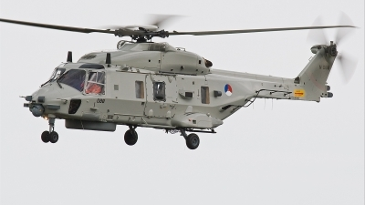 Photo ID 23085 by Alex van Noye. Netherlands Navy NHI NH 90NFH, N 088