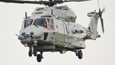Photo ID 23086 by Alex van Noye. Netherlands Navy NHI NH 90NFH, N 088