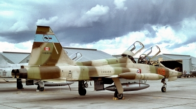 Photo ID 193162 by Alex Staruszkiewicz. Canada Air Force Canadair CF 5D CL 219, 116809