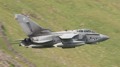 Photo ID 193270 by Barry Swann. UK Air Force Panavia Tornado GR4A, ZE116