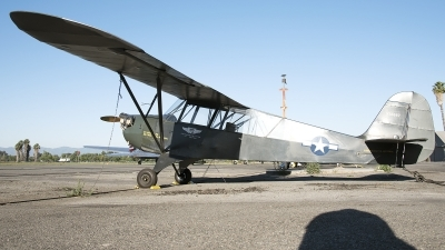 Photo ID 193406 by W.A.Kazior. Private American Airpower Heritage Flying Museum Aeronca L 3 Grasshopper, N36687
