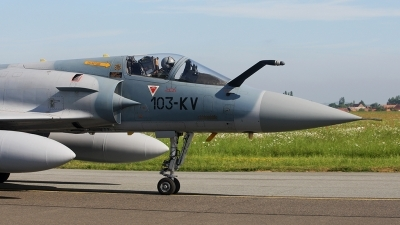 Photo ID 193332 by Barry Swann. France Air Force Dassault Mirage 2000C, 88
