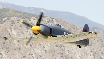 Photo ID 193949 by W.A.Kazior. Private Private Hawker Sea Fury FB11, N19SF