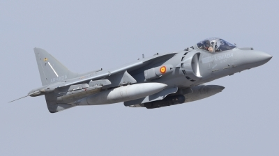 Photo ID 193875 by Alberto Gonzalez. Spain Navy McDonnell Douglas EAV 8B Harrier II, VA 1B 27