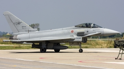 Photo ID 23103 by Roberto Bianchi. Italy Air Force Eurofighter F 2000A Typhoon EF 2000, MM7273
