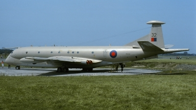 Photo ID 193575 by Michael Frische. UK Air Force Hawker Siddeley Nimrod MR 2, XV232