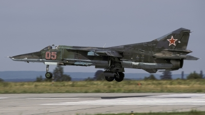 Photo ID 193679 by Chris Lofting. Russia Air Force Mikoyan Gurevich MiG 27D Flogger J,