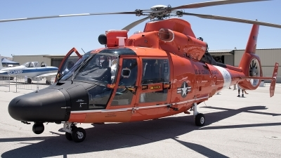 Photo ID 193631 by W.A.Kazior. USA Coast Guard Aerospatiale HH 65C Dolphin SA 366G 1, 6557