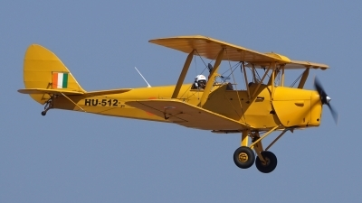 Photo ID 193744 by Lukas Kinneswenger. India Air Force De Havilland DH 82A Tiger Moth II, HU 512